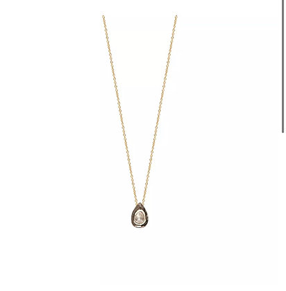 Collier diva diamant