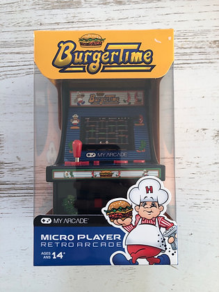 Mini Borne arcade Burger Time