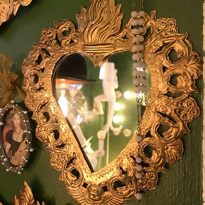 Ex voto miroir