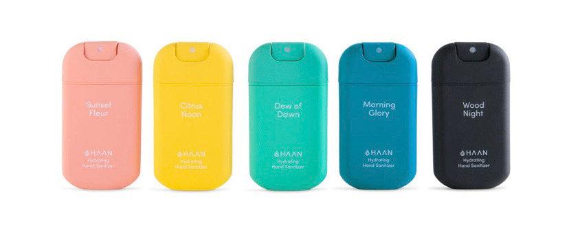 Spray désinfectant à base d'aloe vera