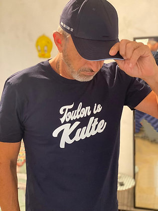 Tee shirt Toulon is Kulte