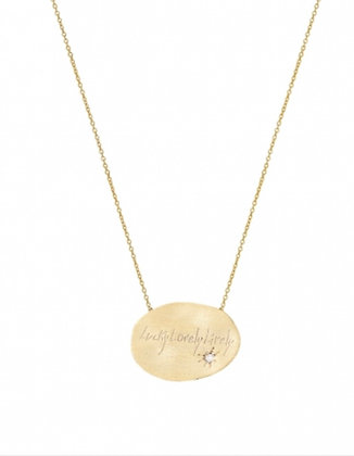Collier lively M