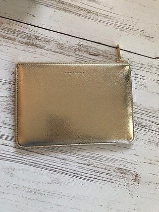 Pochette dorée Estella Bartlett 23x16 cm