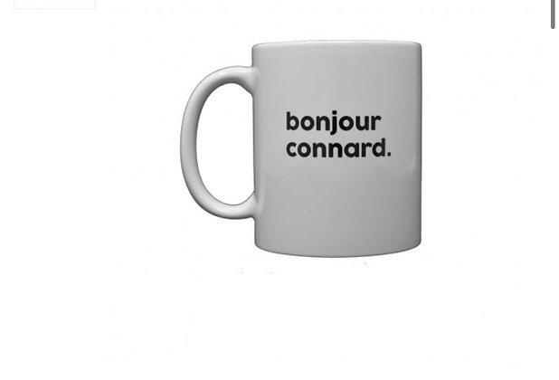 Mug connard