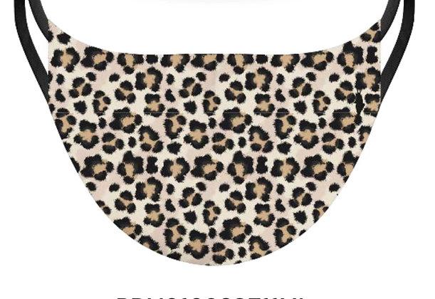 Masque léopard