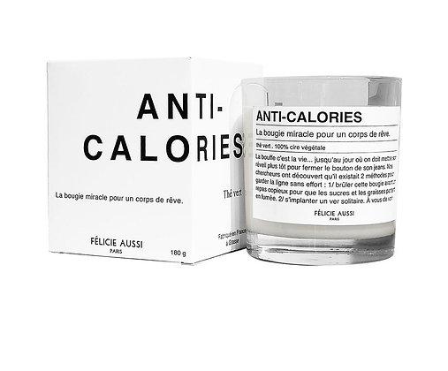 Bougie anti calories
