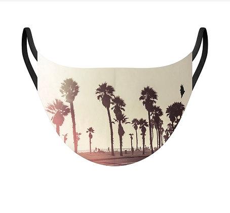 Masque palmier