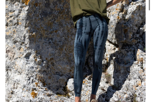 Legging byron bay bleu