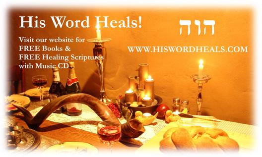 His Word Heals