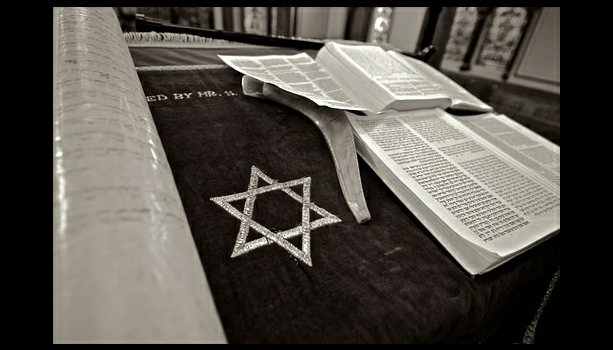 Torah Study Among Friends