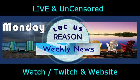 Monday Reason UnCensored News 7/19/21