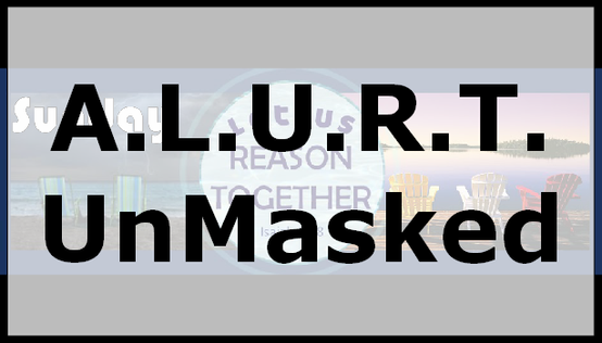 ALURT UnMasked 7/18/21