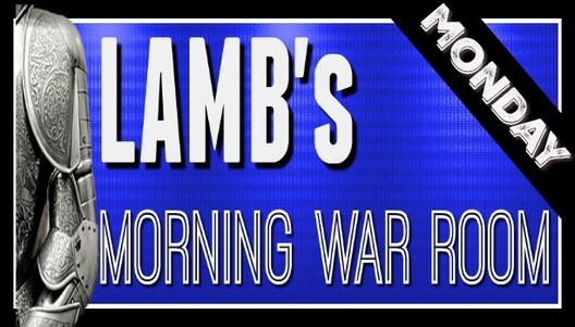 Monday 'War Room' Prayer Broadcast