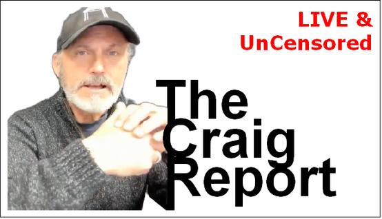 The Craig Report 7/20/21