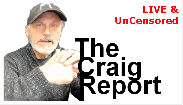 The Craig Report 4-20-21