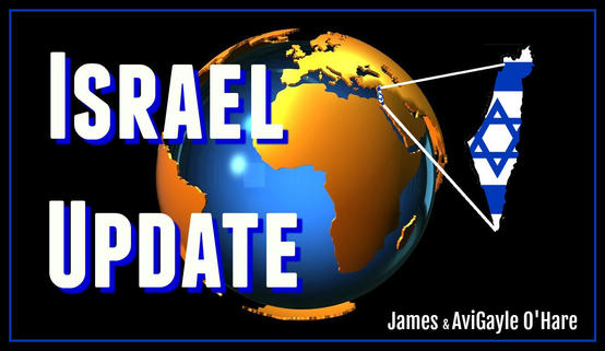 Israel Update 7/18/21