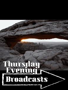 LAMB Network Thursday Evening Broadcasts