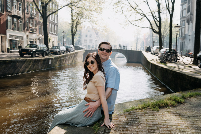 Couple Session in Amsterdam