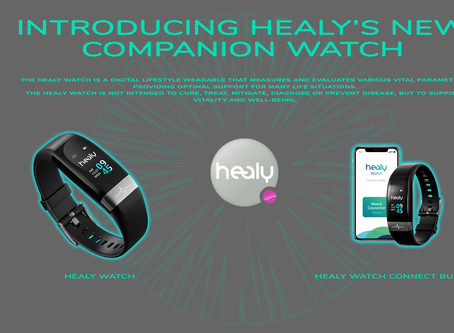 New Release Healy Wearable.