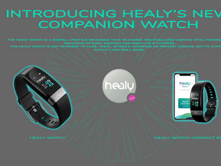New Release Healy Wearable.