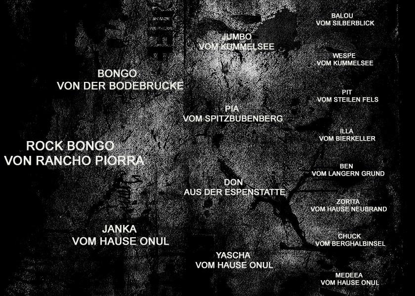 PEDIGREE - ROCK BONGO VON RANCHO PIORRA