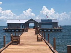 Anna Maria City Pier in its fully glory