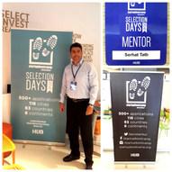 Dr. Serhat Tatlı Startupbootcamp İstanbul ve StartersHub