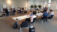 Dr. Serhat Tatlı Amsterdam'da Philips global liderleriyle