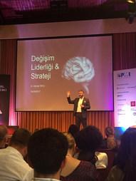 Dr. Serhat Tatlı PMI Turkey 2017 Zirvesi'nde