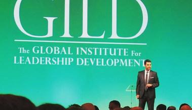 Dr. Serhat Tatlı GILD 2015 sahnesinde