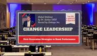 Dr. Serhat Tatlı Linkage Inc. için gerçekleştirdiği global webinar