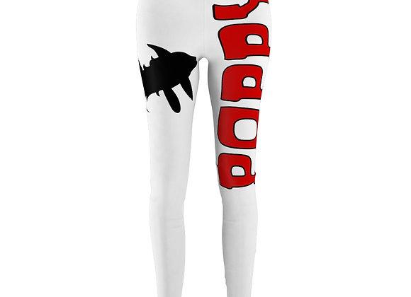 Women's Leggings - Poppy Mtn Design 02
