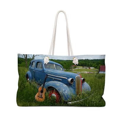 Weekender Bag - Poppy Car01