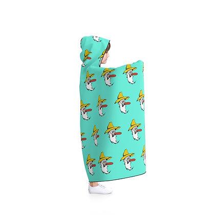 Hooded Blanket - Poppy Mtn Design 07