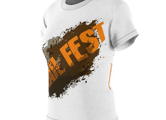 Women's AOP Cut & Sew Tee - Trail Fest 2 Sided Print