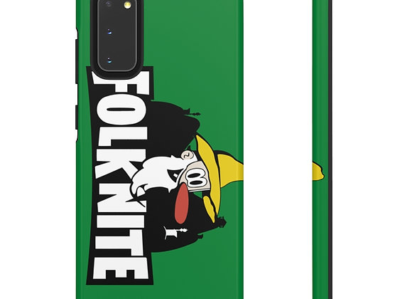 Samsung and iPhone Tough Cases - Folk Nite