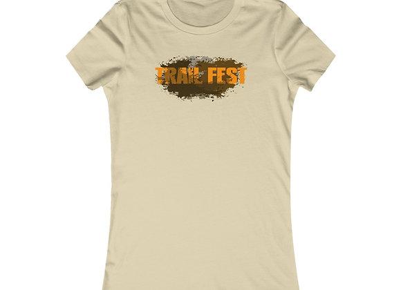 Women's Favorite Tee - Trail Fest