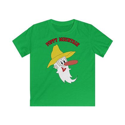 Kids Softstyle Tee - Toon Poppy