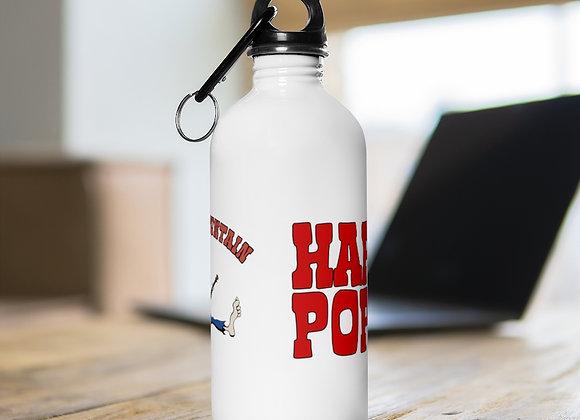 Water Bottle - Poppy Mtn Design 04