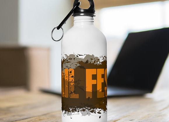 Water Bottle - Trail Fest 2021 Design 01