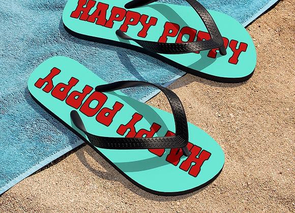 Flip-Flops - Poppy Mtn Design 06