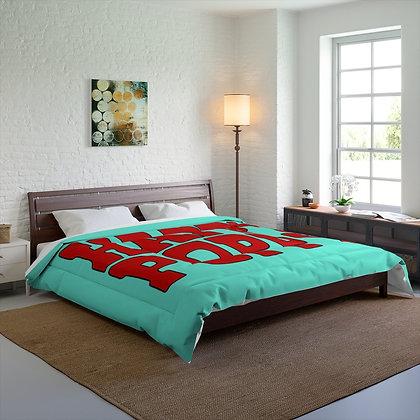 Comforter King Size - Poppy Mtn Design 06