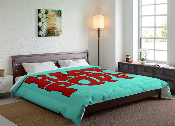 Comforter King Size - Poppy Mtn Design 06