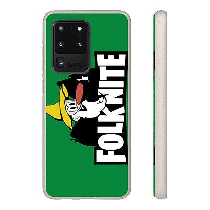 Samsung and iPhone Biodegradable Case - Folk Nite