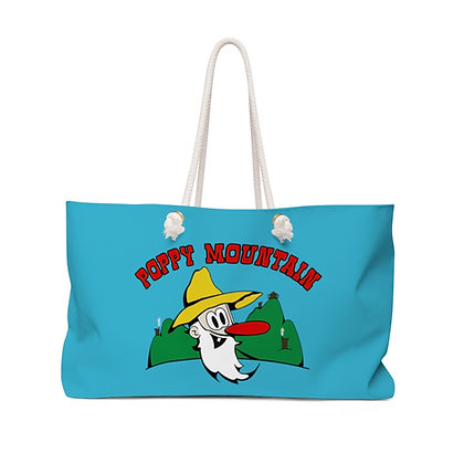 Weekender Bag - Poppy Mtn 01
