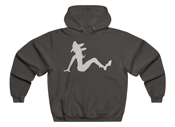 Men's NUBLEND® Hooded Sweatshirt - Poppy Mud Flap