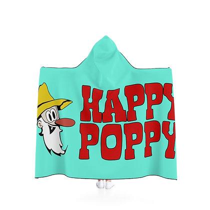 Hooded Blanket - Poppy Mtn Design 03