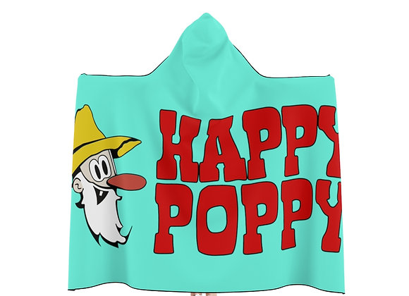 Hooded Blanket - Poppy Mtn Design 03