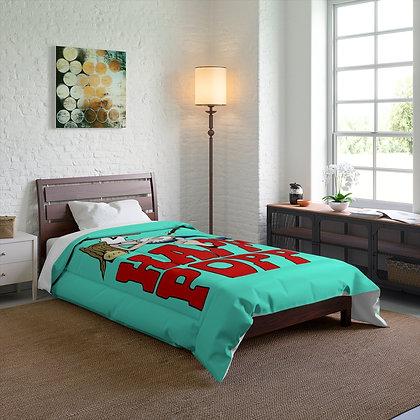 Comforter - Poppy Mtn Design 01 Teal