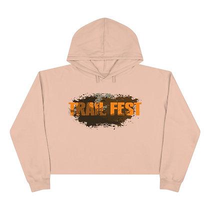 Crop Hoodie - Trail Fest